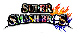 Smash bros Logos