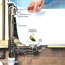 bathtub drain leak repair shower drain leak repair how to convert bathtub drain lever to a