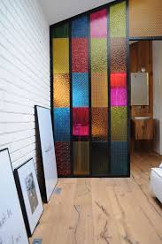 view in gallery bedroom bathroom partition 20in colored plastic panels diy idea 1 thumb autox948 54488 bedroom bathroom