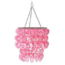 pretty chandeliers for girls room interior ideas with pink cupid and crystal chandelier having round metal
