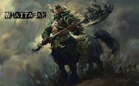 dota 2 centaur warrunner thailand youtube