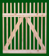 wood picket fence gate. 10 Wood Picket Fence Gate