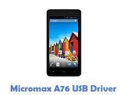 Download Micromax A76 USB Driver