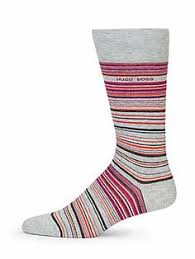 <b>BOSS</b> HUGO <b>BOSS</b> Multi <b>Stripe</b> Crew Socks | <b>Носки</b> мужские, <b>Носки</b>