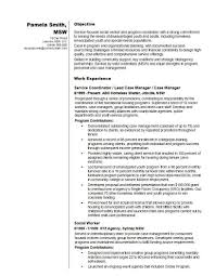 Example Of A Social Worker Resume Frightening Example Social Work Resume Sample Internship Cover 25
