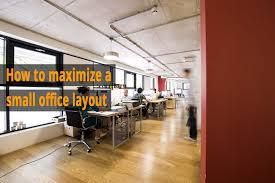 narrow office desk. how to maximize a small office layout narrow desk