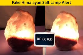 Real Salt Lamp Magnificent Fake Himalayan Salt Lamp Alert 32 Ways You can Tell Earth