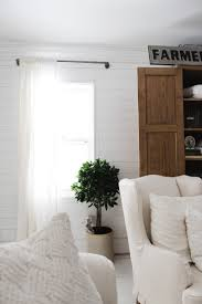 Target Living Room Curtains Affordable Industrial Farmhouse Pipe Curtain Rods