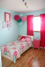 girls room simple kids