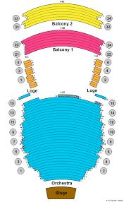 Centennial Hall Seating