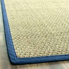 blue sisal rug sisal rug outdoor new natural enchanting rugs hand woven blue area diamond sisal