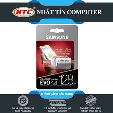 Thẻ Nhớ MicroSDXC Samsung Evo Plus 128GB UHS-I U3 4K 100MB/s box Anh (Đỏ)  giảm chỉ còn 465,000 đ