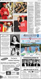 Graduation 2019 by Sullivan County Democrat/Catskill-Delaware Publications  - issuu