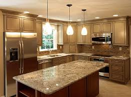 image contemporary kitchen island lighting. Contemporary Kitchen Island Lighting Ideas Image N