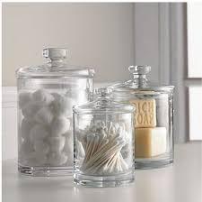 bathroom storage jars. 20 bathroom finds for less than storage jars pinterest