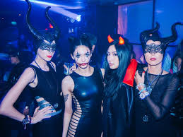 Dead Not Alive Halloween Party. Image. One Of Hong Kongu0027s ...