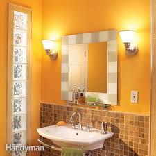 add space and give your bathroom a new look with new medicine cabinets lighting tile and paint