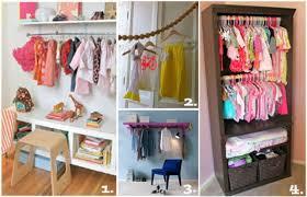 Delightful No Closet No Problem   Photos Via (1) Project Nursery (2) Paper Plane  (3) Living (4) Project Nursery.