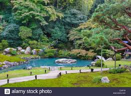 Japanese Landscape Architecture Japan Asia Kansai Kyoto Japanese Landscape Shoren In Temple