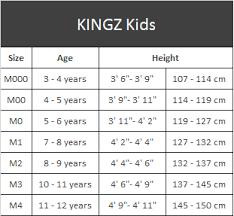 Kingz Kids Basic Jiu Jitsu Gi W Free White Belt