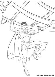 Small Picture Superman Coloring Page Miakenasnet