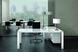 executive office desk glass top