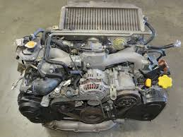 jdm ej turbo subaru impreza wrx engine automatic transmission subaru