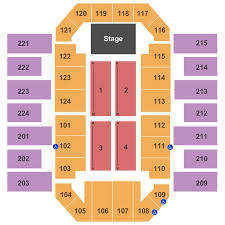 Miller Theater Augusta Seating Chart James Brown Arena Tickets And James Brown Arena Seating
