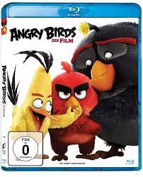 Angry Birds - Der Film [Blu-ray]: Amazon.de: Christoph Maria Herbst, Axel  Stein, Axel Prahl, Anja Kling, Smudo, Ralf Schmitz, Michael Kessler,  Reilly, Fergal, Kaytis, Clay, Christoph Maria Herbst, Axel Stein: DVD &  Blu-ray