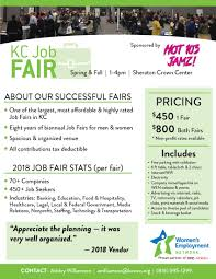 Top Rated Job Sites Womens Employment Network News Events Events 2019 Kc Job Fairs