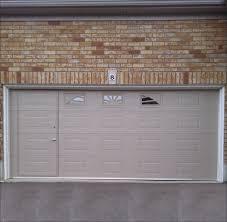 20 awesome of walk through garage door