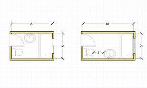 X Bathroom Plans Bathroom Trends