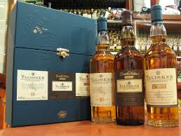 talisker triple set ob