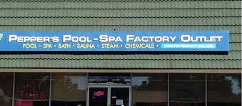 pepper s pool spa factory hot tub pool 7409 n oak trfy kansas city mo phone number yelp