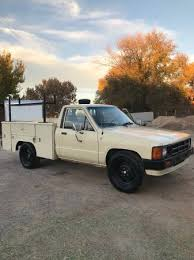 1984 3/4 toyota pickup with Utility bed. for Sale, albuquerque NM