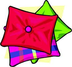 pillow clip art. pillow clipart clip art r