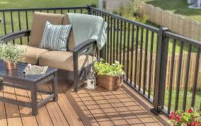Barandilla De Aluminio  Con Barrotes  De Exterior  Para Balcón Barandillas De Aluminio Para Exterior