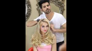 gorgeous hair cut haircolor by kashee s beauty parlor haircut tutorial 2017 must watch beauty tips you