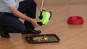 hardwood floor sweeper