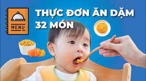 Thực đơn ăn dặm 32 món giúp bé đủ chất, tăng cân vù vù | Trang cung cấp  thông tin về các món ăn ở tại Việt Nam - Tin tức khách