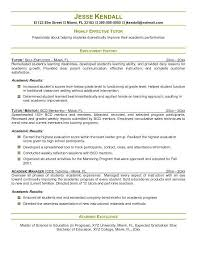 Sample Resume For Tutoring Position Hire An Expert To Write A