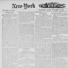 NewYork Tribune New York [NY] 4040 November 40 40 Beauteous Me Too Anta Amite
