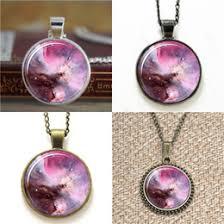 Necklace <b>Galaxy Nebula</b> Space Online Shopping | Necklace <b>Galaxy</b> ...