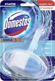 <b>Domestos</b> Блок гигиенический <b>для унитаза</b> 3в1, сменный ...