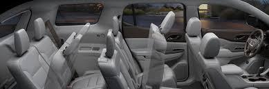 gmc acadia interior. Exellent Acadia Image Showing Interior Features Of The 2019 GMC Acadia Midsize SUV Throughout Gmc Interior A