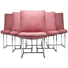 ... Dining Chairs, Pink Dining Chair Fuschia Pink Dining Chairs Sylish Good  Modern Popular Natural: ...
