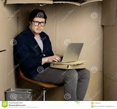 cramped office space. Royalty-Free Stock Photo Cramped Office Space