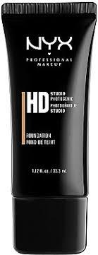 <b>Тональная основа</b> - NYX Professional Makeup <b>High</b> Definition ...