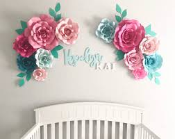 3d wall flowers etsy on large 3d flower wall art with gallery 3d paper wall flowers drawing art gallery