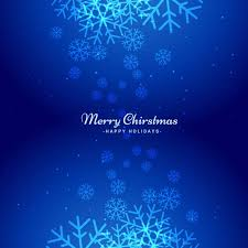blue christmas background. Plain Christmas Blue Christmas Background With Snowflakes Free Vector Throughout Christmas Background L